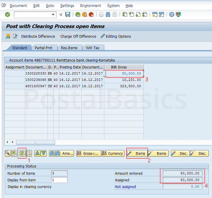 How to Perform the Bank Reconciliation in CSI post office?