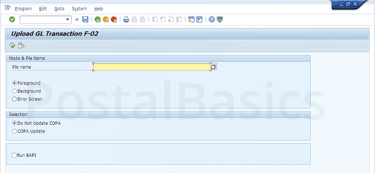 How to use CSI Utility Tool in Post Office?