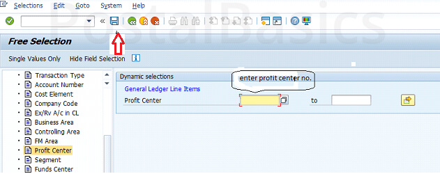 How to View General Ledger Account Details in CSI Post Office?